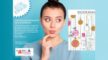 Hautpflegeprodukte von BIODERMA