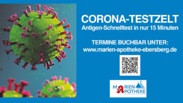 Corona-Antigen-Schnelltest und PCR-Test ab 08.03.2021 gratis