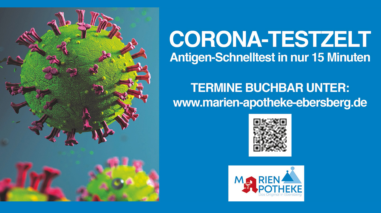 Corona Test Marienapotheke