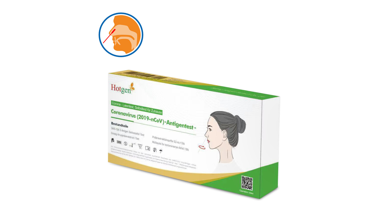 Hotgen Coronavirus-Laientest